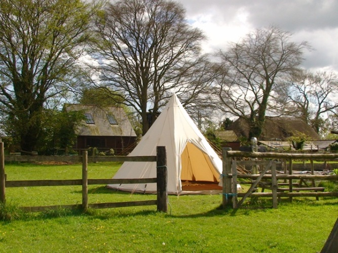 Soul Pad Tipi for Hire